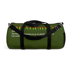JAH ARMY Duffle Bag - Rice & Tees