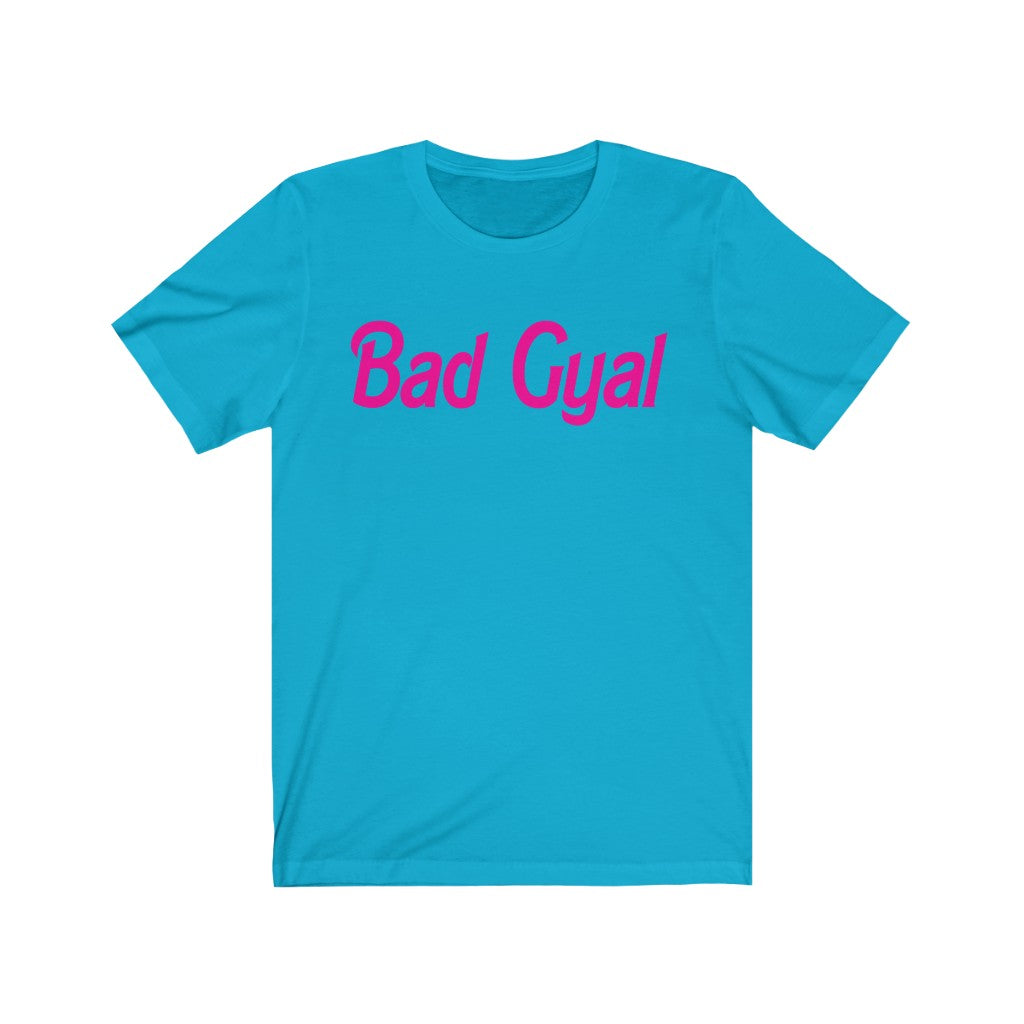 THE Baby Dolly Bad Gyal  Short Sleeve Tee