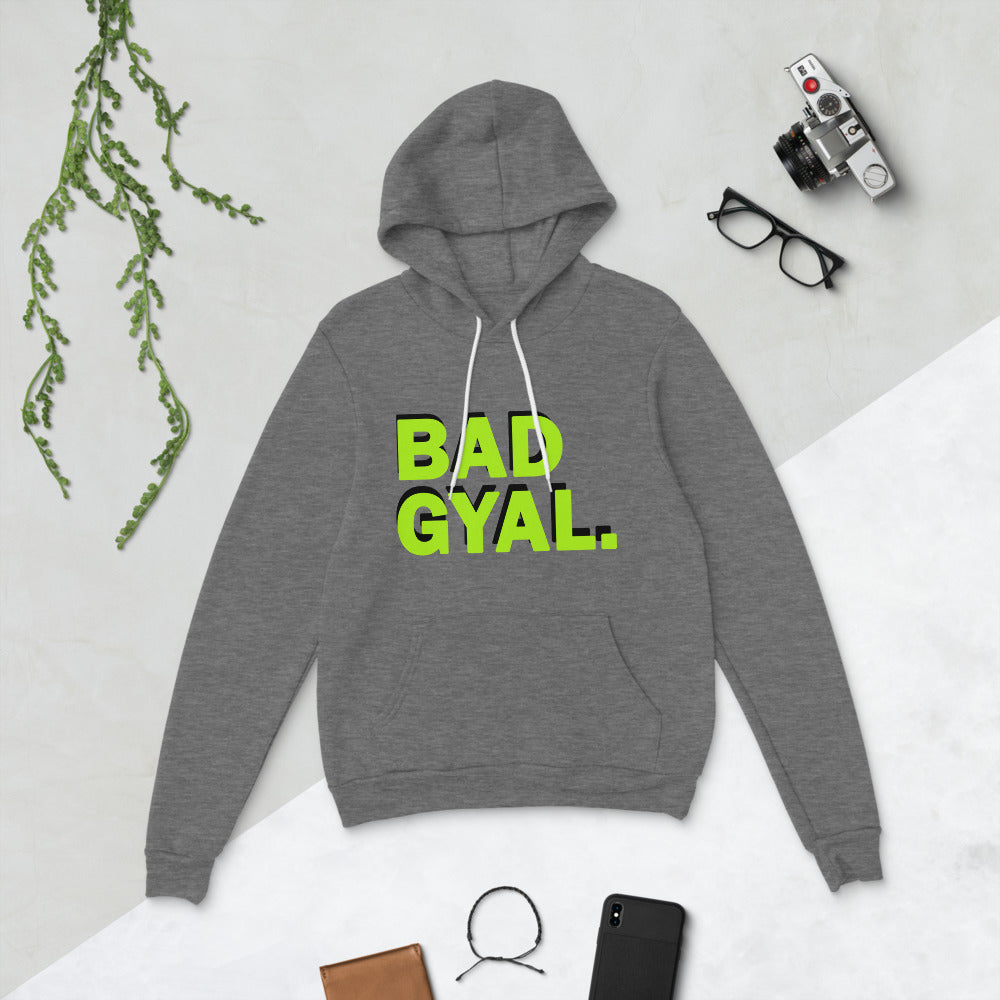 BAD GYAL POINT BLANK hoodie