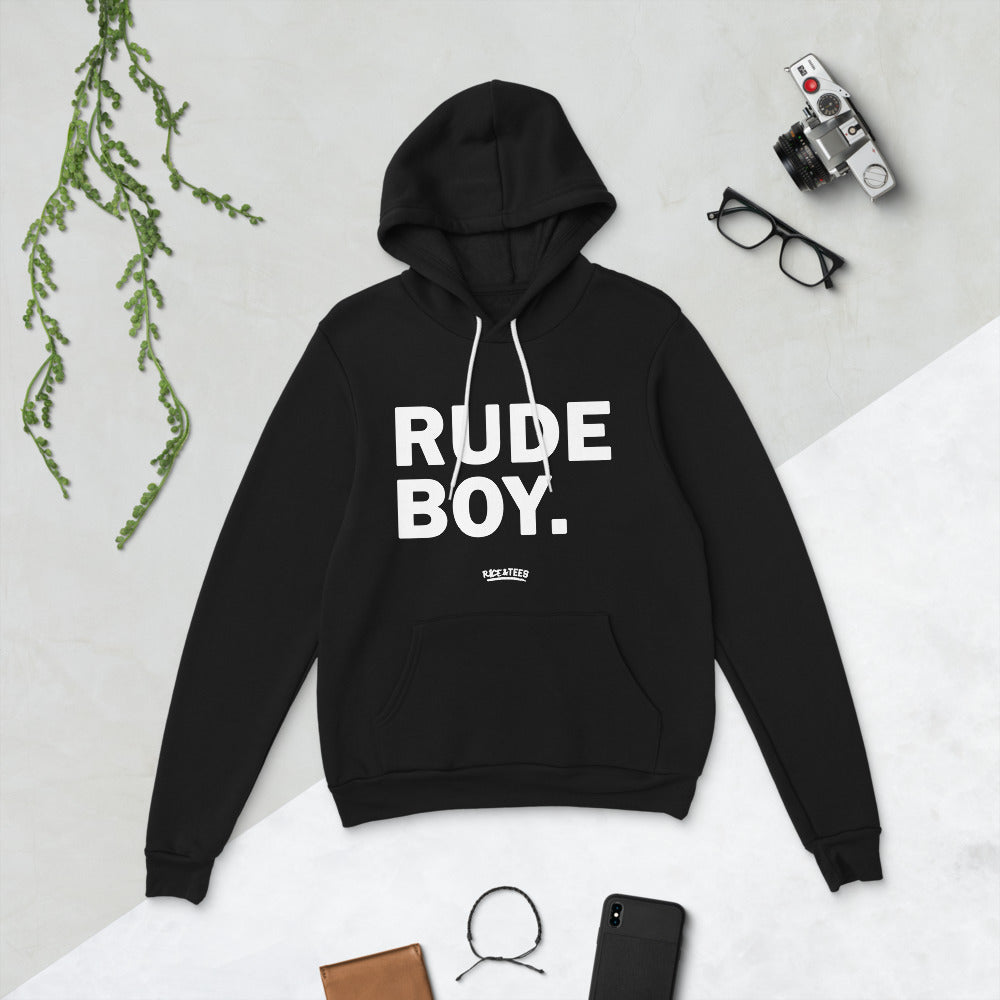 RUDE BOY POINT BLANK hoodie