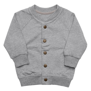 WHO JAH BLESS Baby Organic Bomber Jacket (toddler)