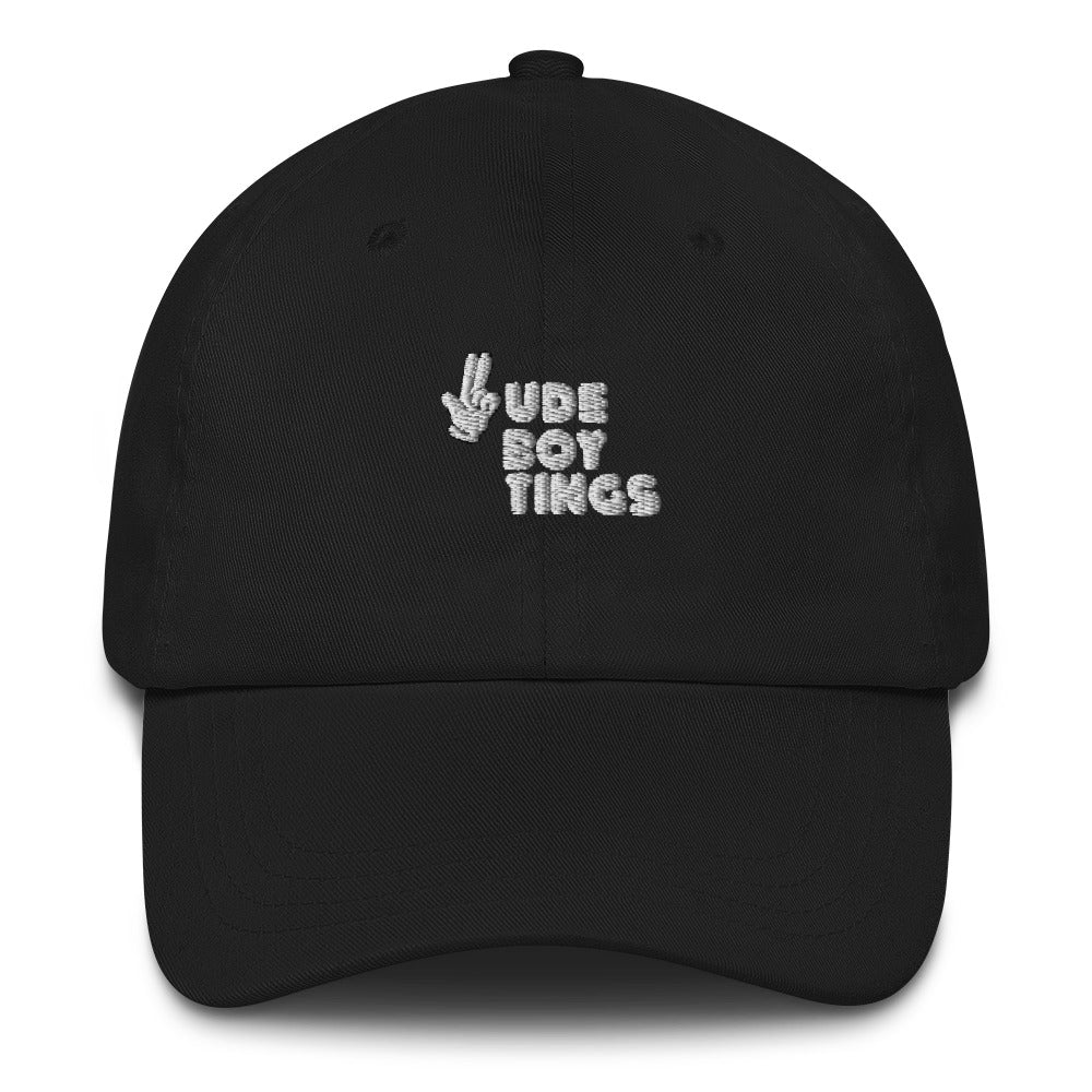 RUDEBOY TINGS GUN FINGER Dad hat
