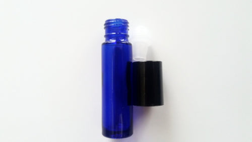 10ml Blue Roll-On Bottle
