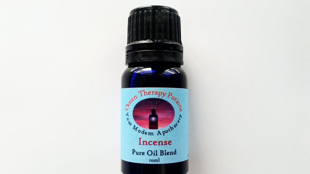 Incense Pure Oil Blend