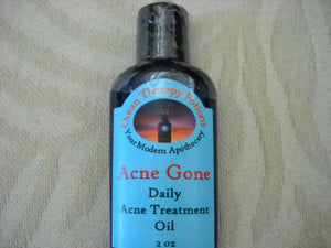 Acne Gone Daily Treatment Oil - 2 ounces