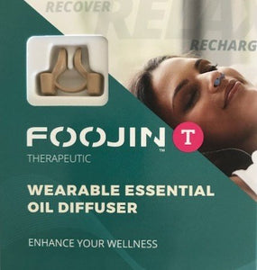 Foojin Wearable Oil Diffuser