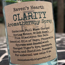 CLARITY Aromatherapy Spray
