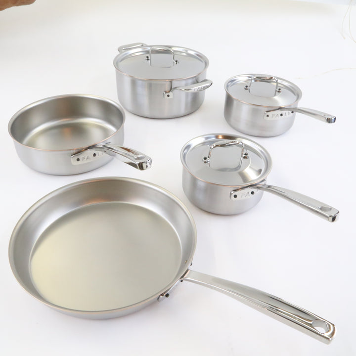 Copper Core Line Chef Set