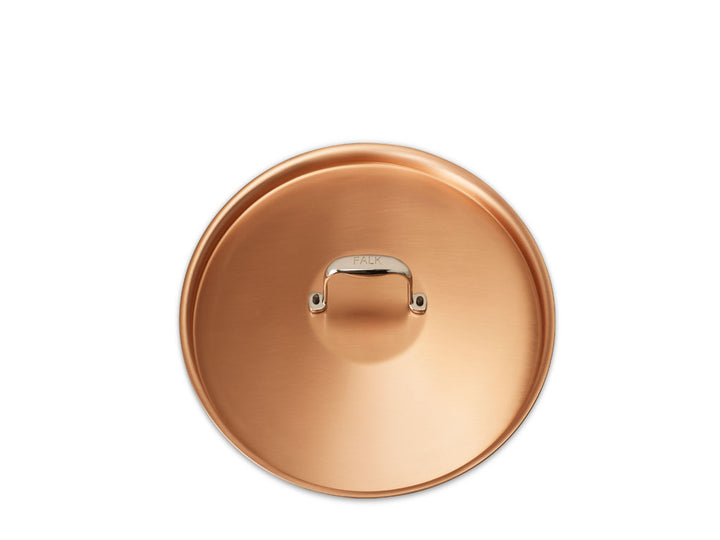 signature 32cm copper pot lid