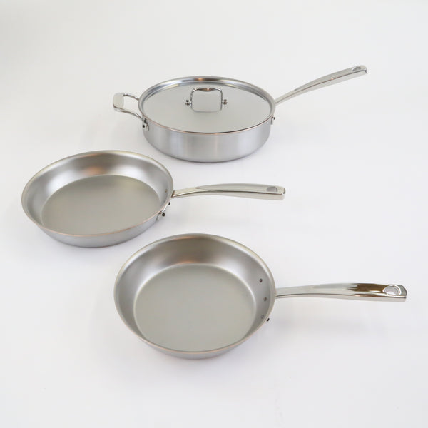 Frying Pan Set Copper Core Line