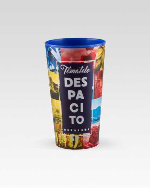 "Vaso ""Despacito"""