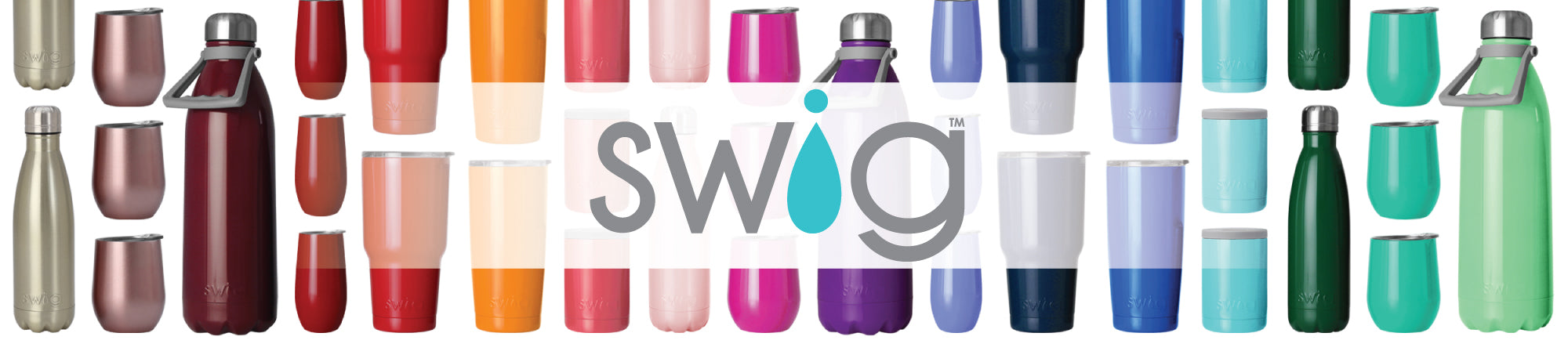 Shop Swig Wine Cups, Bottles and Tumblers at www.swigbyom.com!