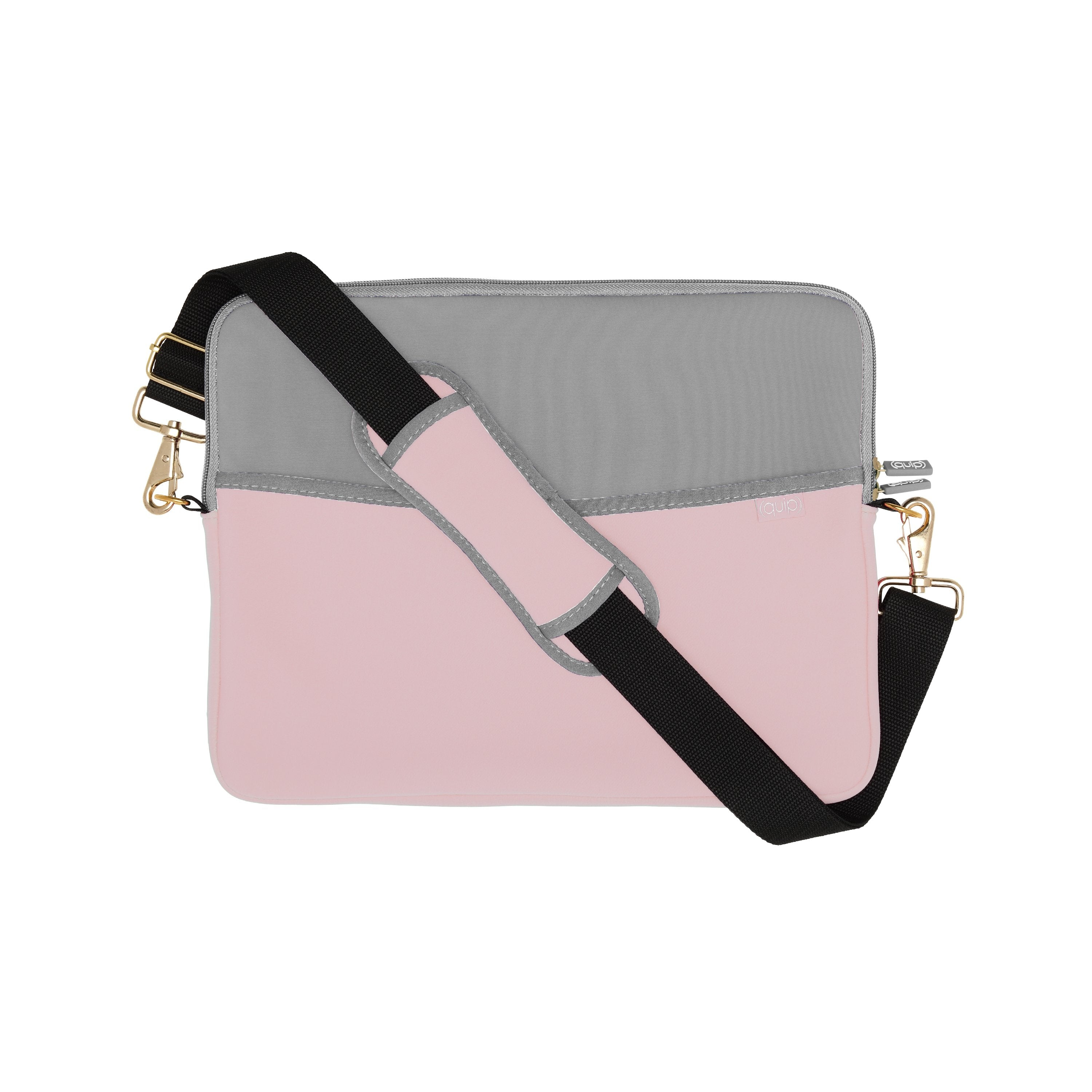 Blush Small Laptop Bag