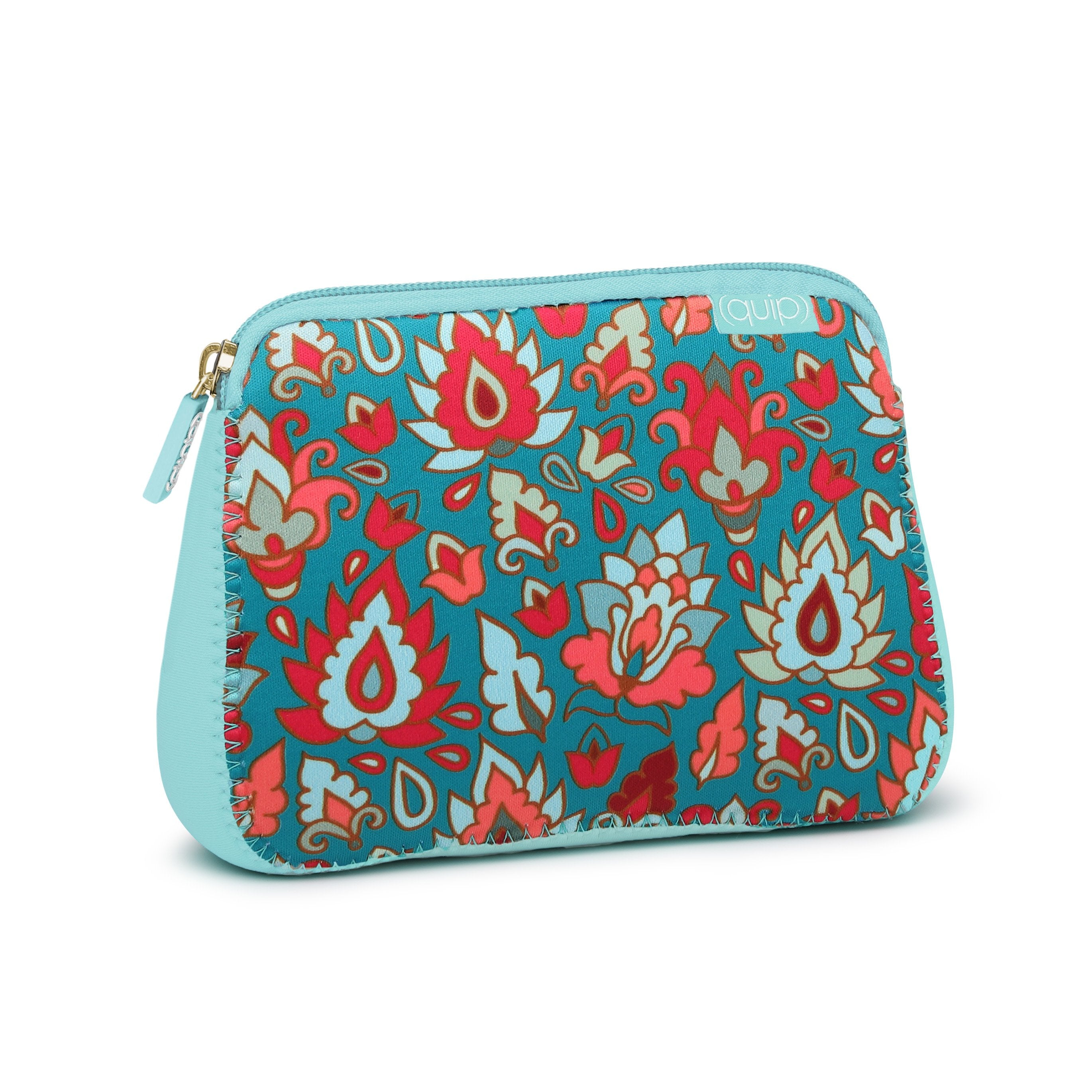 Paisley Small Makeup Bag