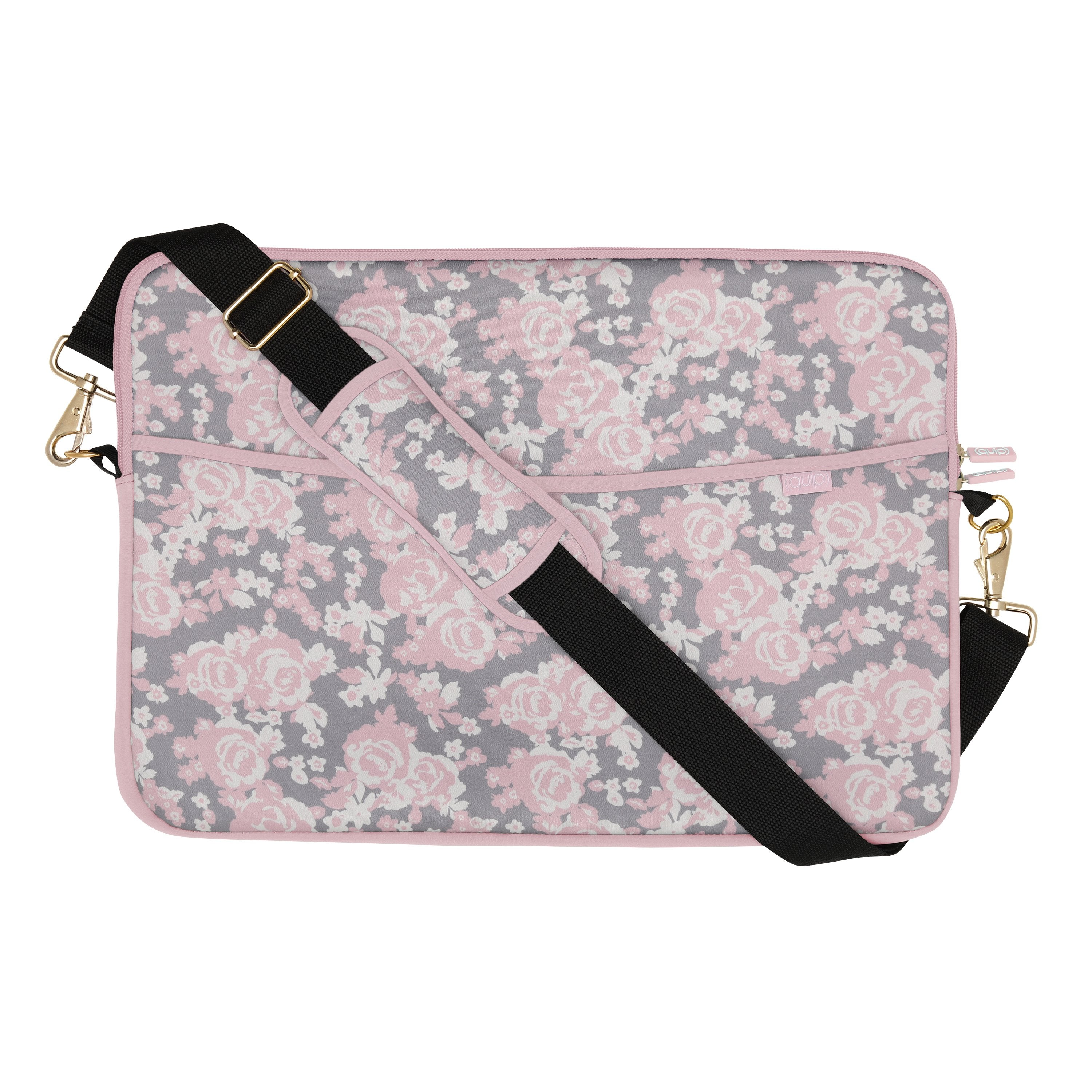Rose Garden Large Laptop Bag