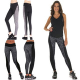 Women Sport Gym Yoga Running Fitness Leggings Pants Jumpsuit Athletic Trousers - AssToTheGrass