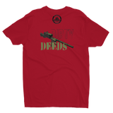 Dirty Deeds T-shirt - AssToTheGrass