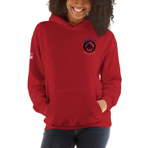 R.E.D (RED) Hoodie