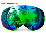 Ski Goggles Winter Snow Sports