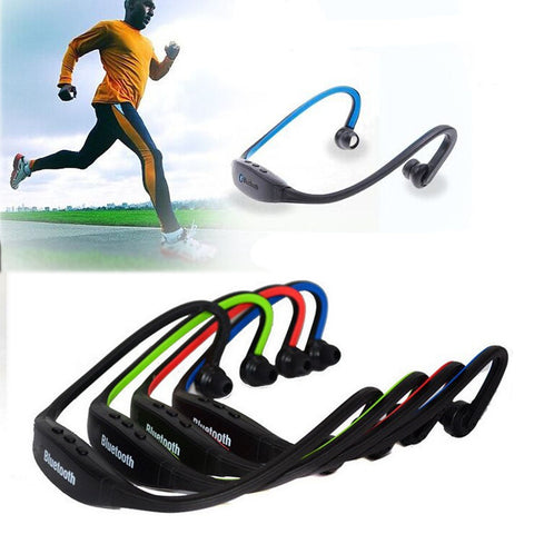 Universal Bluetooth Wireless Headset Stereo Sport Headphone Earphone Handfree - AssToTheGrass