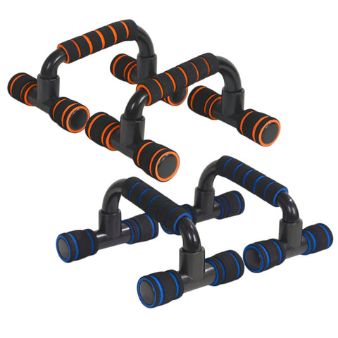 1 Pair Push Up Bar Stands - AssToTheGrass