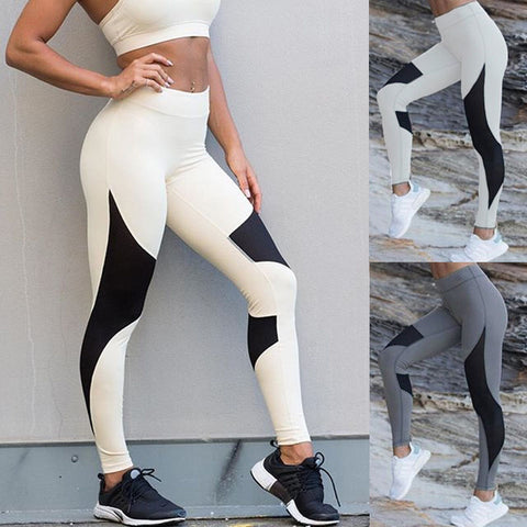 New Brand Women High Waist Yoga Fitness Legging - AssToTheGrass