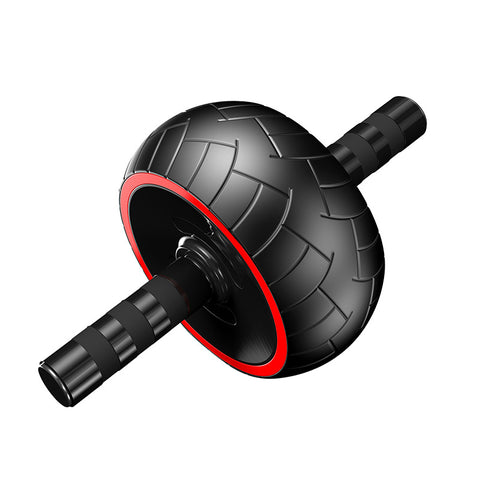 No Noise Abdominal Wheel Ab Roller - AssToTheGrass