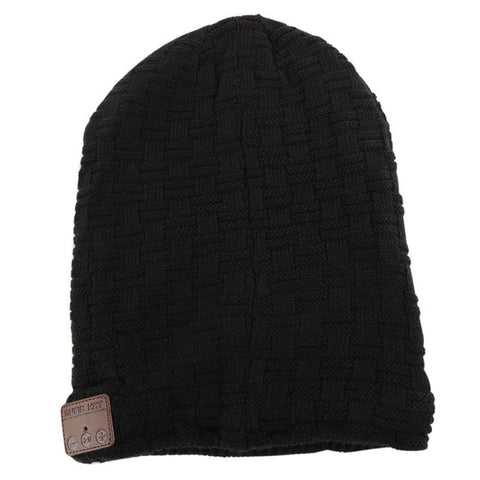 Unisex Winter beanie w/ Wireless Bluetooth headphone