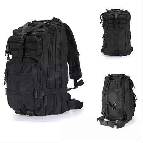 Military Nylon Waterproof Tactical Backpack