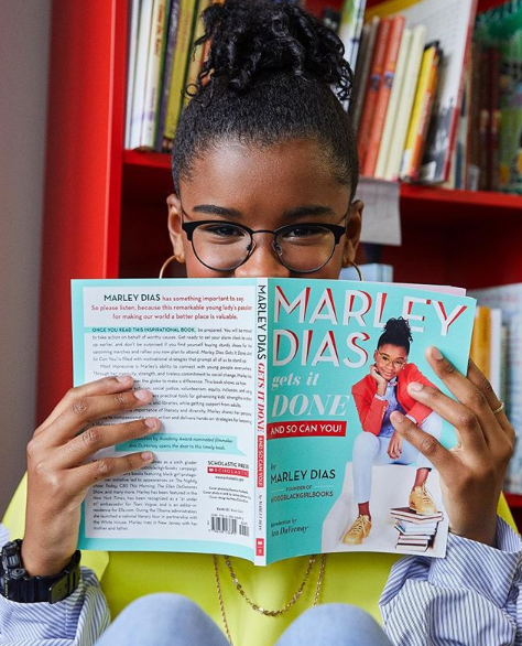 Marley Dias: A Teenage Activist and Feminist!