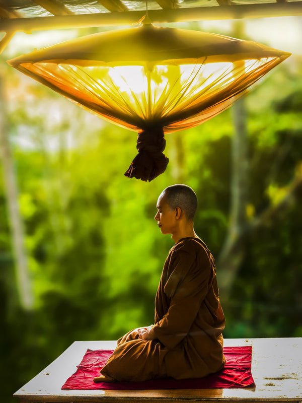 Are we living a monk's lifestyle during Covid19?