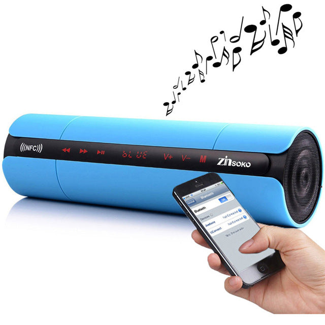 Portable NFC Wireless Loudspeaker