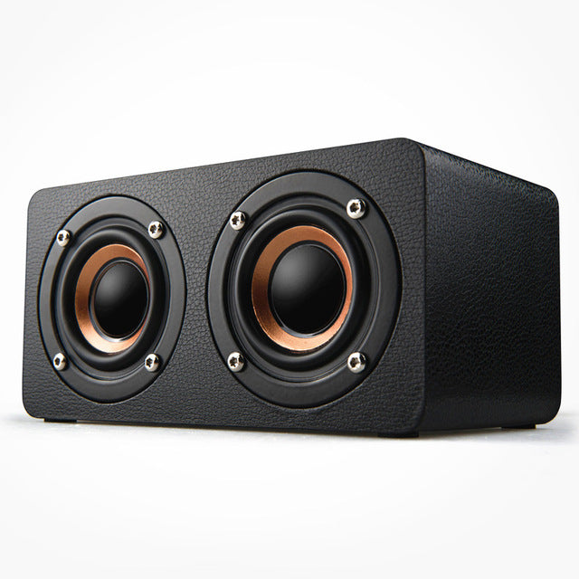 Dual Bass Wireless Stereo Speaker