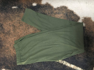 Olive Plus Size Leggings