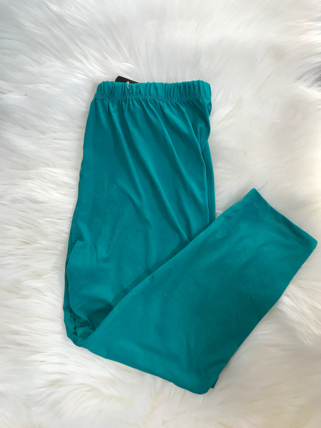 Jade Capri Leggings