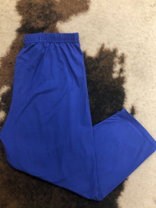 Royal Curvy Capri
