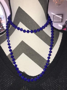 Single Beaded Necklace