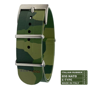 "#275 - Commando Camo - Olive, 7/8"" - 22 mm size For A-2, A-3, A-6, B-1, D-1 & G-1 Cases"