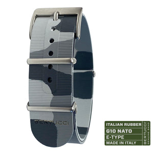 "#276 - Commando Camo - Gray, 7/8"" - 22 mm size for A-2, A-3, A-6, B-1, D-1 & G-1 Cases"