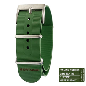 "#293 - Verde Militare, 7/8"" - 22 mm size for A-2, A-3, A-6, B-1, D-1 & G-1 Cases"