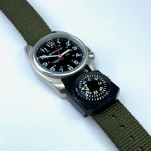 "#245C Defender Olive™ w/ matte hardware, 3/4"" - 19 mm size for A-1 & C-1 Cases + Free Compass"
