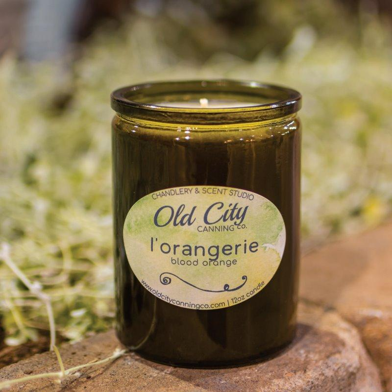 L'Orangerie Candle Candle Old City Canning Co.