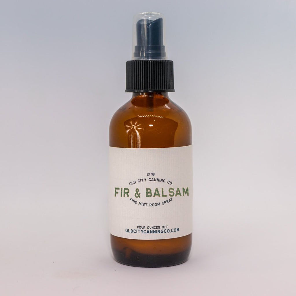 Fir + Balsam Room Spray