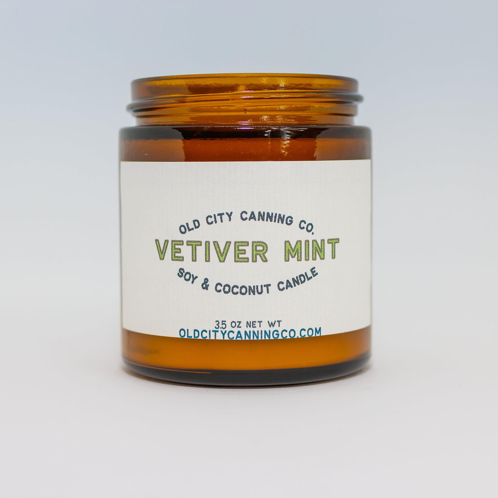 Vetiver + Mint