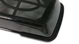 "Bagger Brothers Dual 6""x9"" Speaker Lids with Metal Grill for 1996-2013 Harley-Davidson® Touring Models, Bagger Brothers"