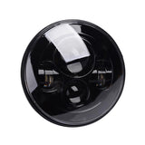 "Bagger Brothers 7"" Projection LED Headlight (Black), Bagger Brothers"