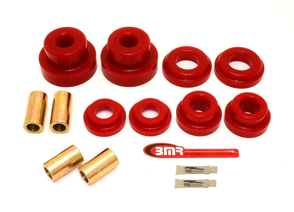BK024 - Bushing Kit, Rear Cradle, Polyurethane, Full Bushing, Pro Version