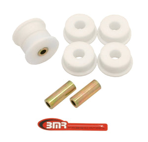 BK026 - Bushing Kit, Differential Mount, White Delrin, Race Version