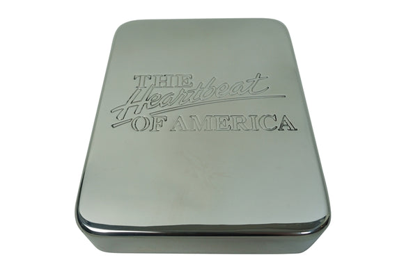 Large Air Intake Cover | # GMBC-108-HEART