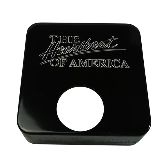 Master Cylinder Cover | # GMBC-128-HEART